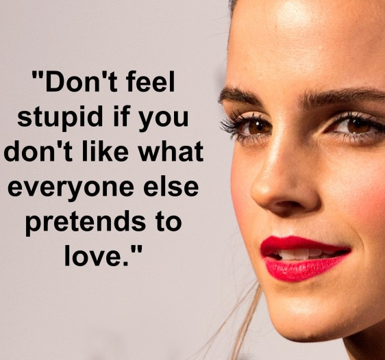 Lovely-Quote-By-Emma-Watson