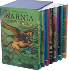 Image result for narnia books