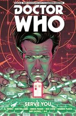 Doctor Who - Graphic Novel