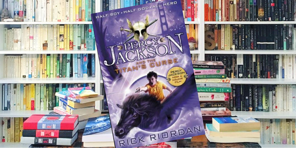 book report the titans curse by The titan's curse is the third book in the percy jackson and the olympians series written by rick riordan percy book review: the titan's curse.